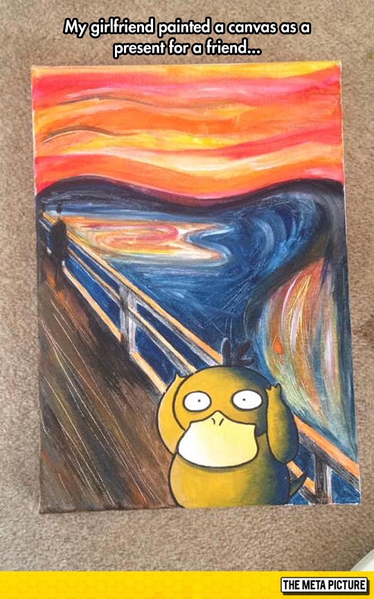 What An Amazing Painting