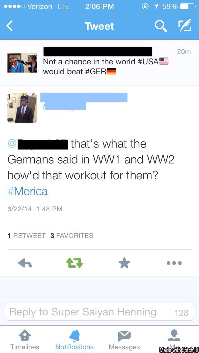 Yeah Germany, get read for a BIG dose of FREEDOM!