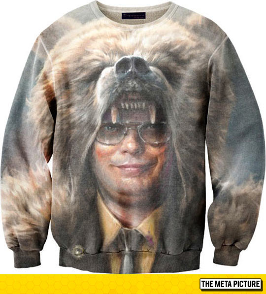 Only To Be Worn In Situations Of Extreme Awesomeness