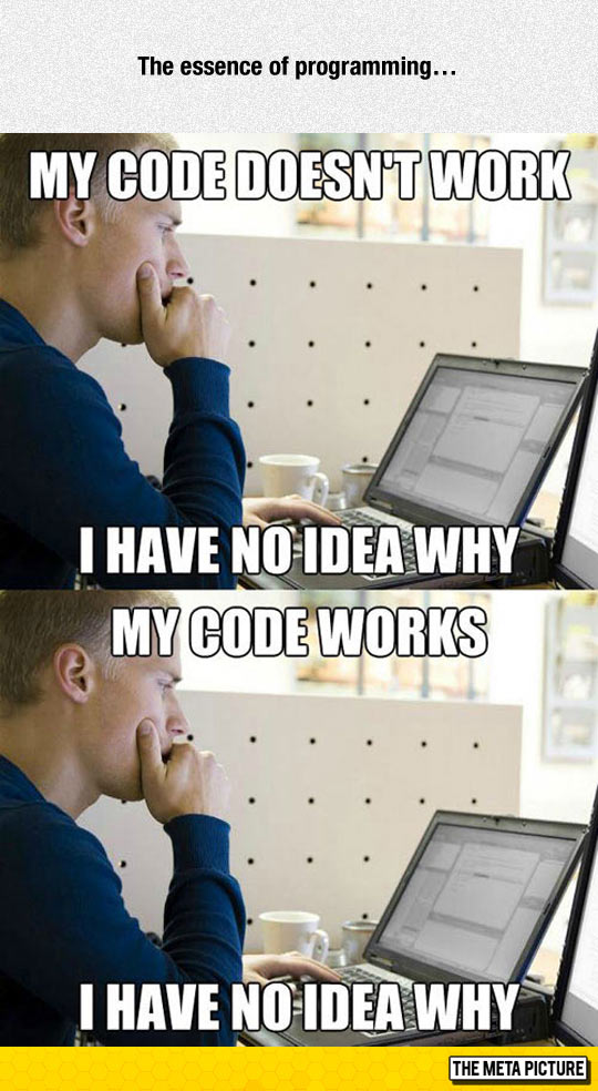Programming In A Nutshell