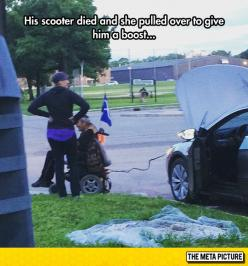 Awesome Random Act Of Kindness