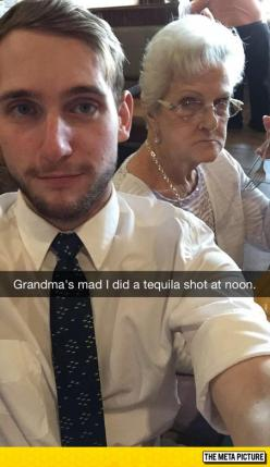 Don't Make Grandma Mad