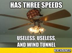 Every Ceiling Fan In Existence