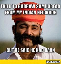 Indian Neighbours Never Want To Share