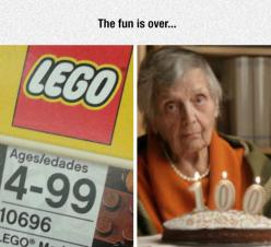 It's Time To LEGO