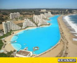 Largest Pool In The world