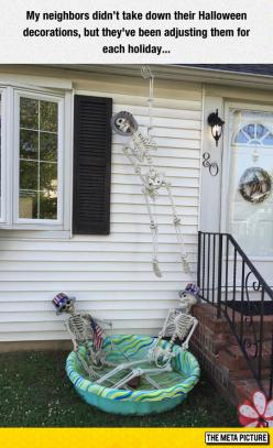 Old Halloween Decorations