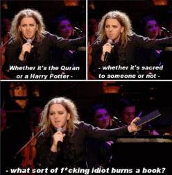 Thank You, Minchin