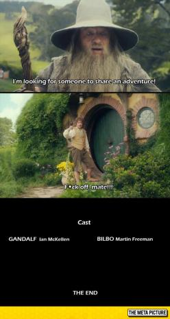 The Hobbit: An Unaccepted Journey
