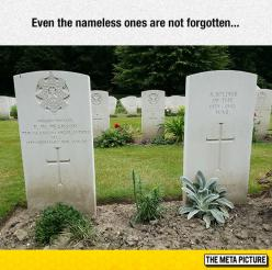 They're Never Forgotten