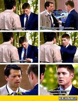 This Is Why I Like Supernatural