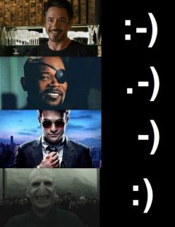 Everyone Has Their Own Smiley