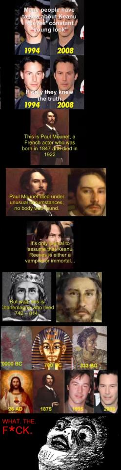 Keanu Is A Time Lord