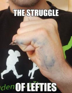 Lefties Will Know