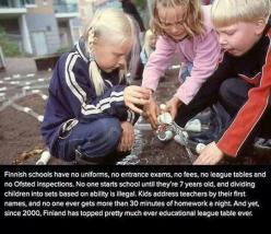 Now I Want To Move To Finland