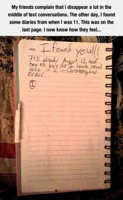 Old Diary