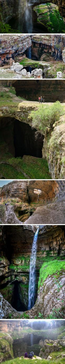 The Cave Of The Three Bridges