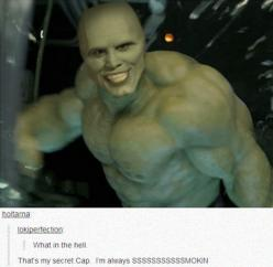 The Mask On The Hulk Is A Terrifyingly Amusing Thing