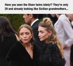 The Olsen Twins Lately