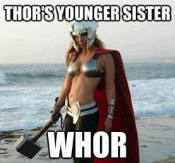 Thor's Sibling