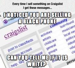 Trying To Sell Something On Craigslist