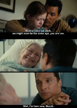 Interstellar's Most Powerful Moment