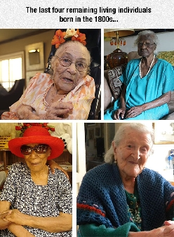The Oldest People On Earth