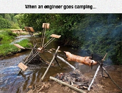 The Perfect Way To Go Camping