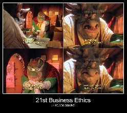 21st Business Ethics
