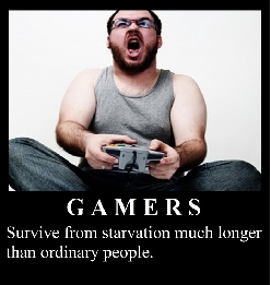 Admit it you gamers