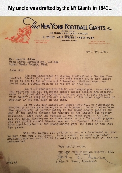 An Amazing NFL Document
