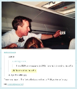 Bill Nye the selfie guy