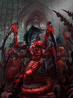 Devoured by the Hive:Tyranids