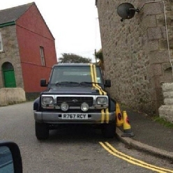 End of illegal parking