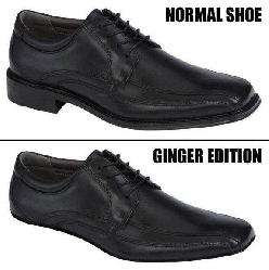 Gingers have no soles