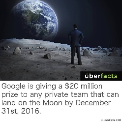 Google Offering 20 Million