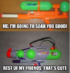 How summers were like, growing up in the 90's...