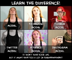 Learn the difference!