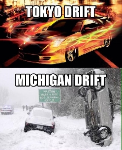Michigan drift