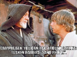 Political Correctness in the Star Wars Universe