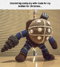 The Little Big Planet Version Of A Big Daddy