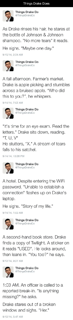 The Many Things Drake Does