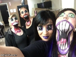 This Crazy Makeup