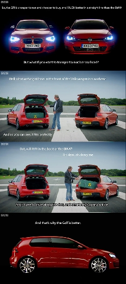 Top Gear Asking The Tough Questions