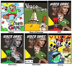 Video Game.