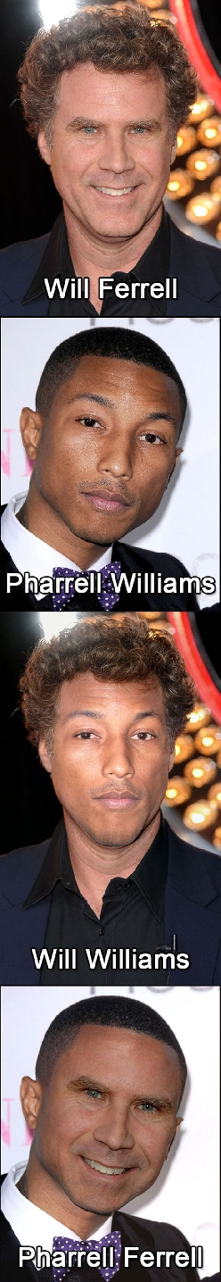 Which Ferrell Is Pharrell?