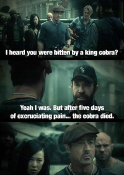 Best Part Of Watching Expendables