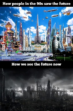 How People See The Future Now