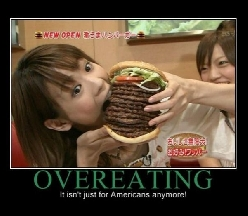 Over-eating