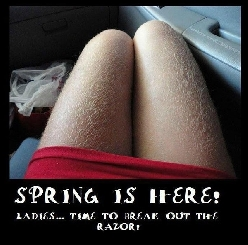 Spring is here...